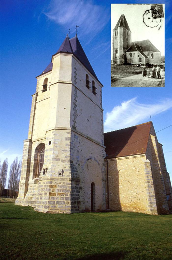 Journées du patrimoine 2018 - Visite du clocher