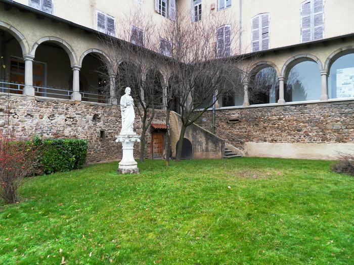 Journées du patrimoine 2018 - Visite libre du Cloître.