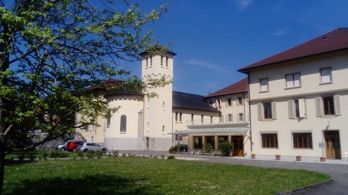 Journées du patrimoine 2018 - Visite libre du couvent des soeurs de la charité.