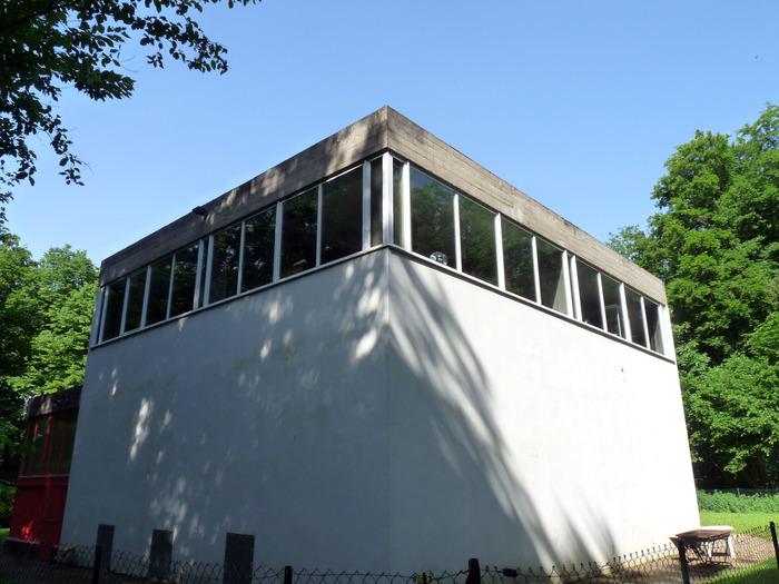 Journées du patrimoine 2018 - Visite du Cube, ancienne chaufferie de l'unité d'habitation de Le Corbusier, à Briey