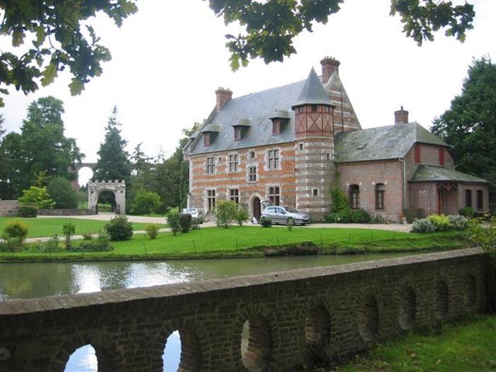 Journées du patrimoine 2018 - Visite guidée du domaine du château de Mirville