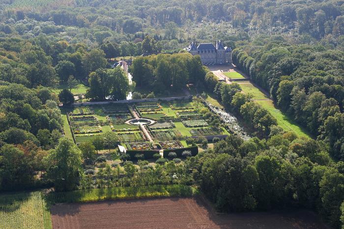 Crédits image : Château de Saint-Jean de Beauregard