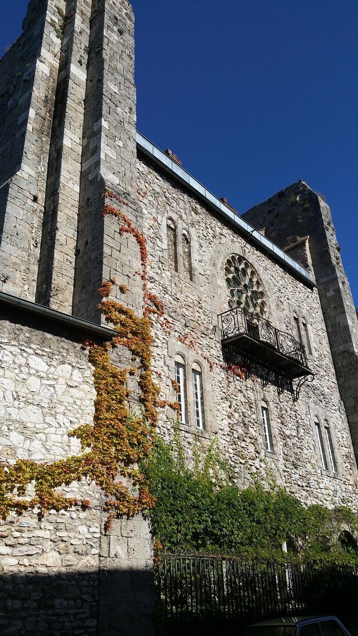 Journées du patrimoine 2018 - Visite libre du Donjon de Moret-sur-Loing