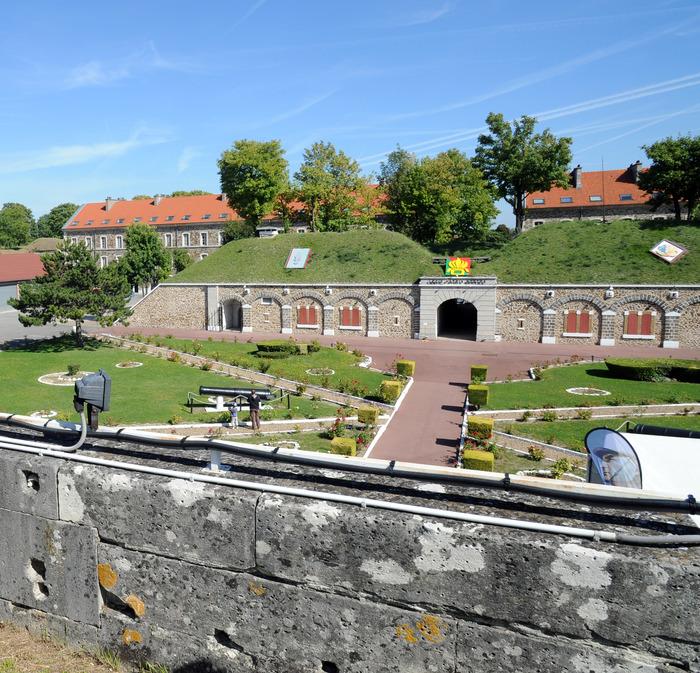 Journées du patrimoine 2018 - Visite du Fort de Nogent