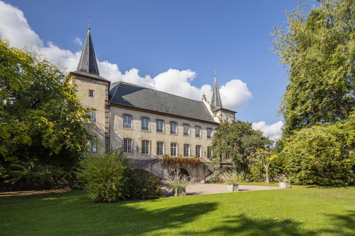 Journées du patrimoine 2018 - Visite du Grand Caveau et du Parc du Château de Kientzheim