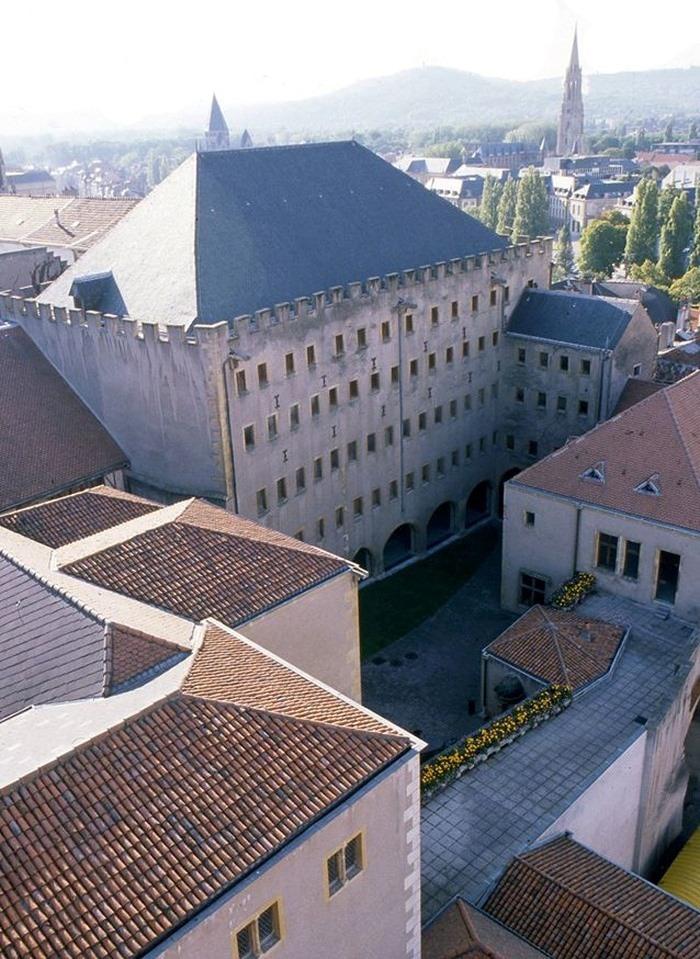 Journées du patrimoine 2018 - Visite du grenier de Chèvremont