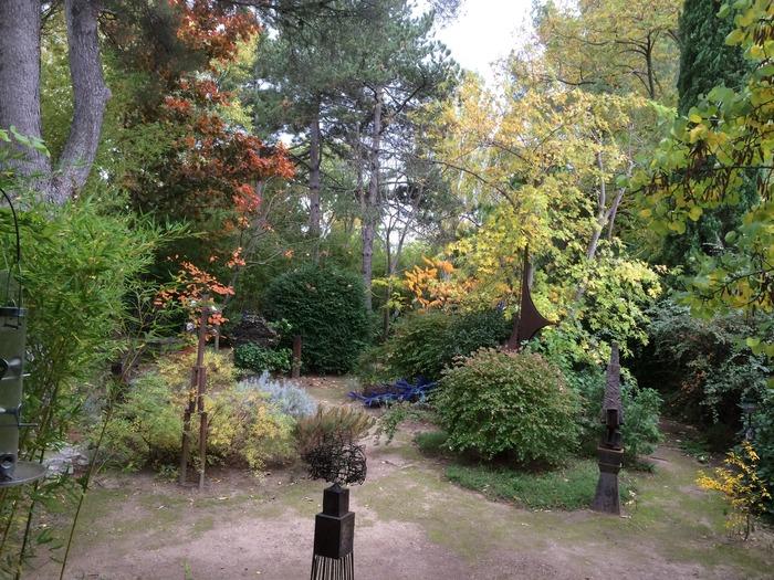 Journées du patrimoine 2018 - Visite du jardin d'Éguilles et de la Galerie Max Sauze