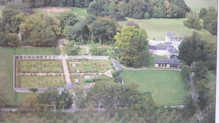 Journées du patrimoine 2018 - Visite du jardin potager, de la chapelle et du parc de La Devansaye