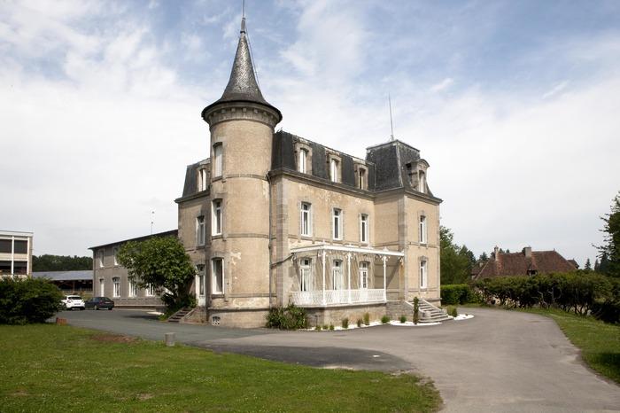 Journées du patrimoine 2018 - Visite du lycée agricole d'Ahun par les membres de l'équipe de direction