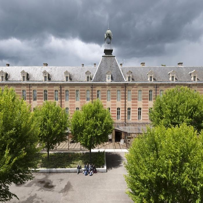 Journées du patrimoine 2018 - Visite du Lycée Bernard-Palissy