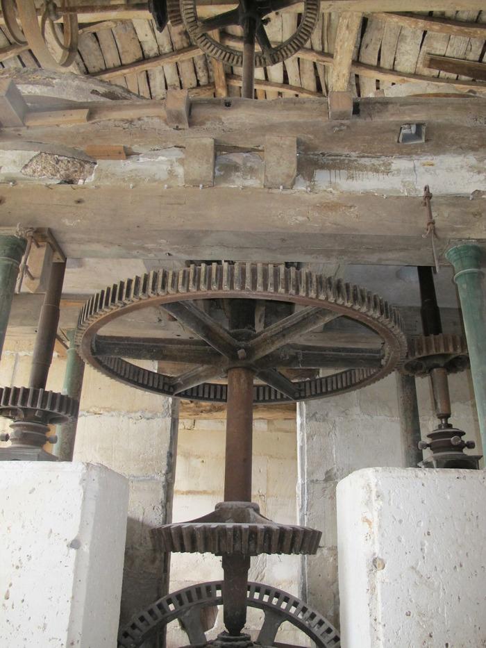 Journées du patrimoine 2018 - Visite du moulin à eau du XVIe siècle et sa production de farine
