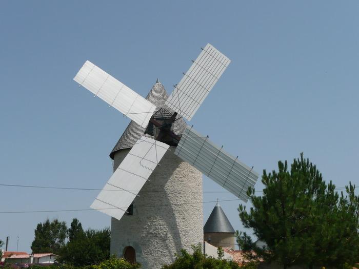 Journées du patrimoine 2018 - Visite du moulin de la Plataine