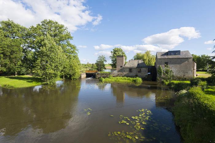 Journées du patrimoine 2017 - Visite du moulin du Pont-Godalin