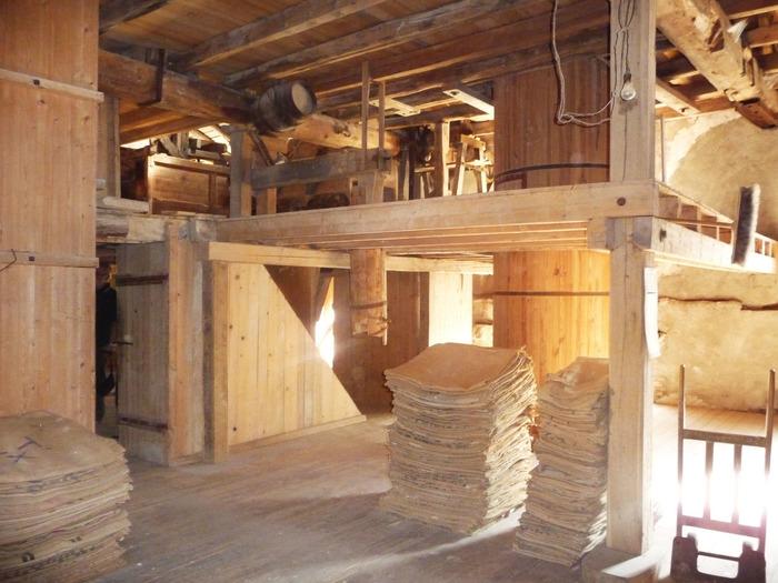 Journées du patrimoine 2018 - Visite du Moulin