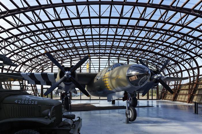 Journées du patrimoine 2018 - Visite du musée du Débarquement
