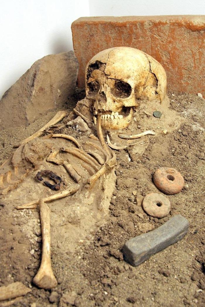 Journées du patrimoine 2018 - Visite du musée archéologique de Soyons.