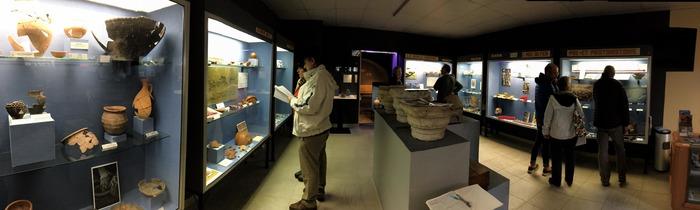 Journées du patrimoine 2018 - Visite libre du musée archéologique de Viuz-Faverges.