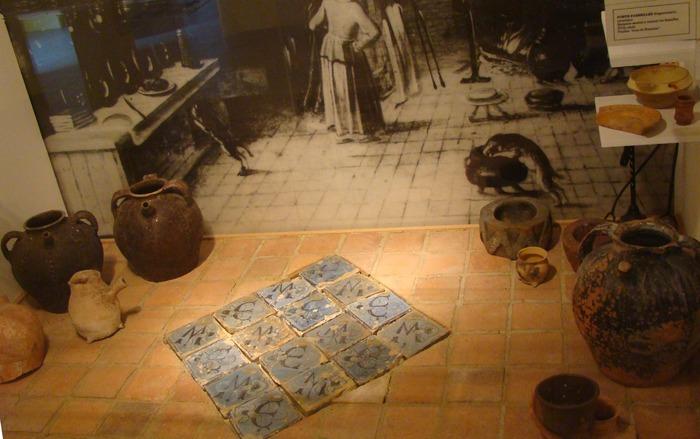 Journées du patrimoine 2018 - Exposition au musée de Bressieux.