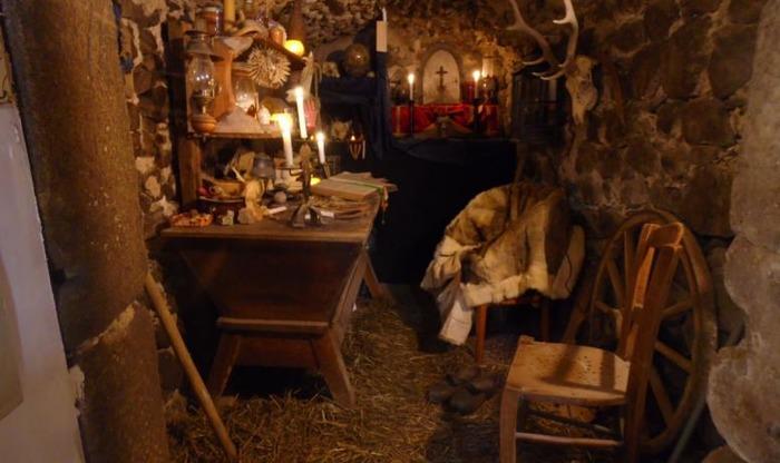 Journées du patrimoine 2018 - Visite libre du musée de l'étrange.