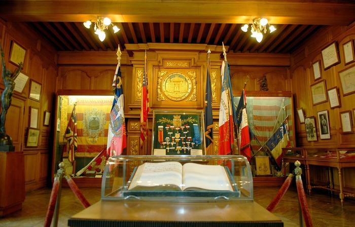 Journées du patrimoine 2018 - Visite du Musée de l'Hôtel de Ville