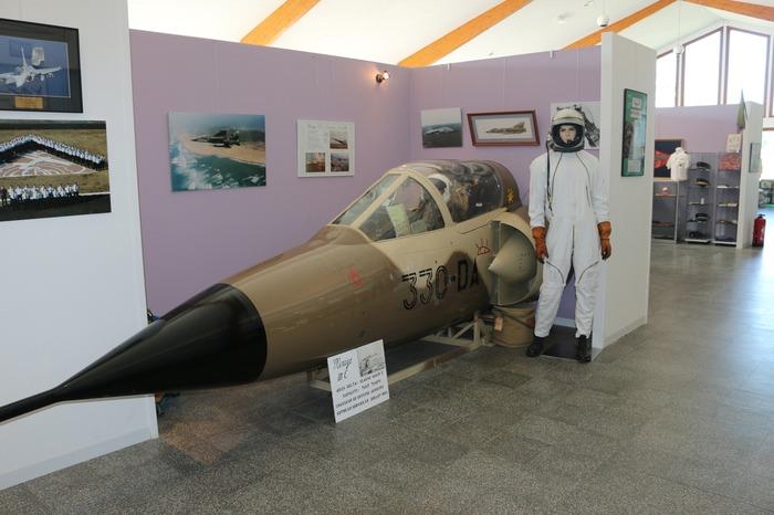 Journées du patrimoine 2018 - Visite du musée de la base aérienne de Mont-de-Marsan