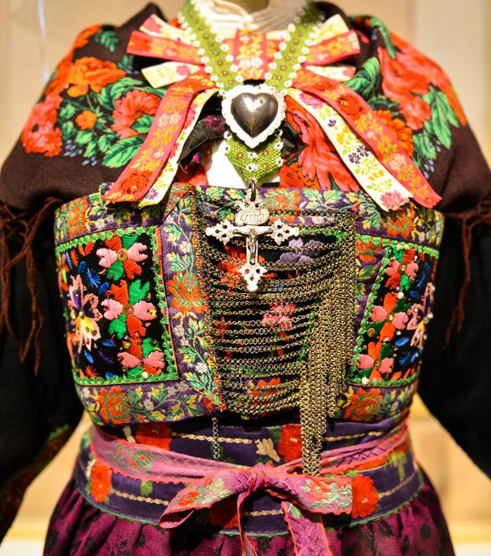 Journées du patrimoine 2018 - Visite du musée des costumes, arts et traditions populaires.