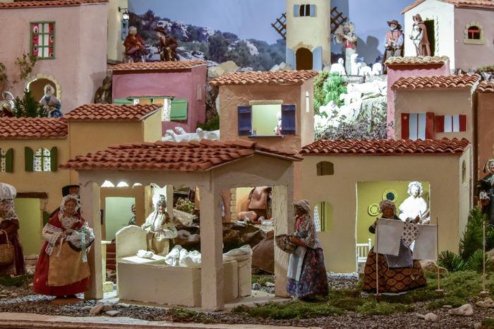 Journées du patrimoine 2018 - Visite au Musée de la Crèche