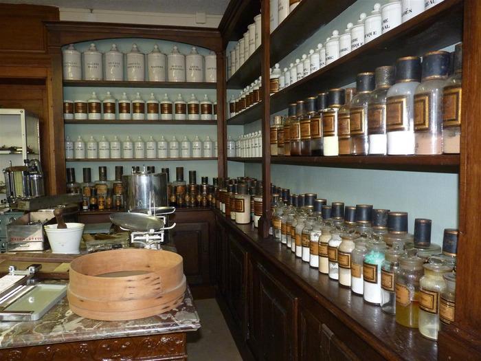 Journées du patrimoine 2018 - Visite du Musée des objets hospitaliers