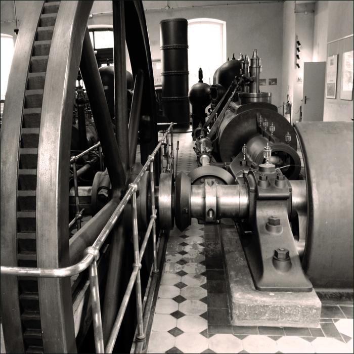 Journées du patrimoine 2018 - Visite du Musée des Usines Municipales de Colmar