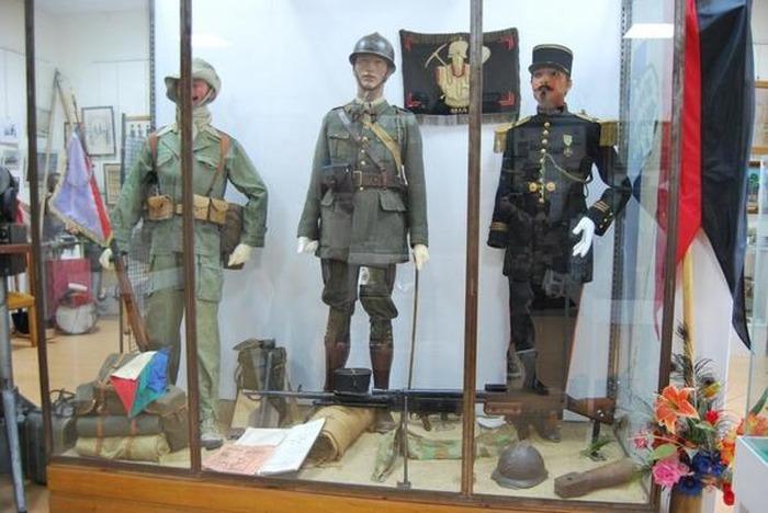 Journées du patrimoine 2018 - Visite du Musée du 3e Régiment du Génie