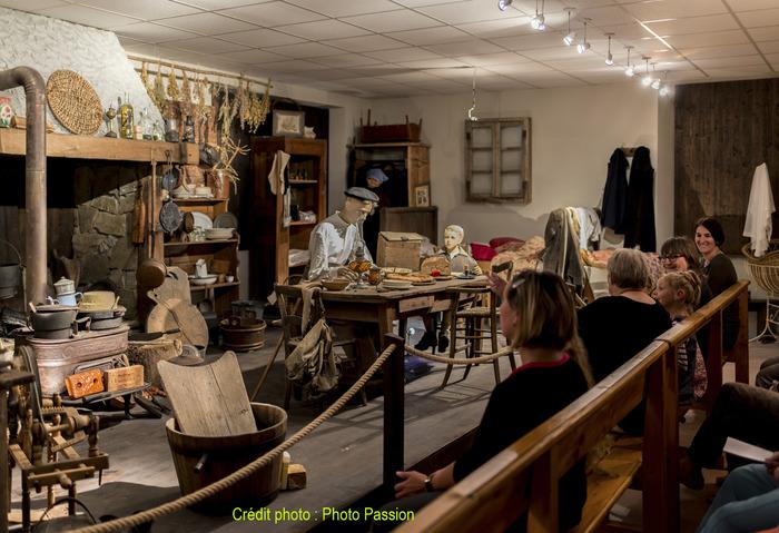 Journées du patrimoine 2018 - Visite du musée du félicien.