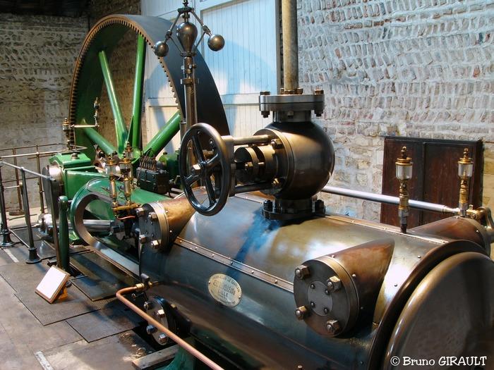 Journées du patrimoine 2018 - Visite libre du musée industriel vivant EXPOITEC 103 - Rouen Normandie