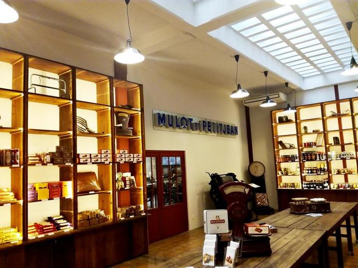 Journées du patrimoine 2018 - Visite du musée Mulot et Petitjean -  La Fabrique de Pain d'épices