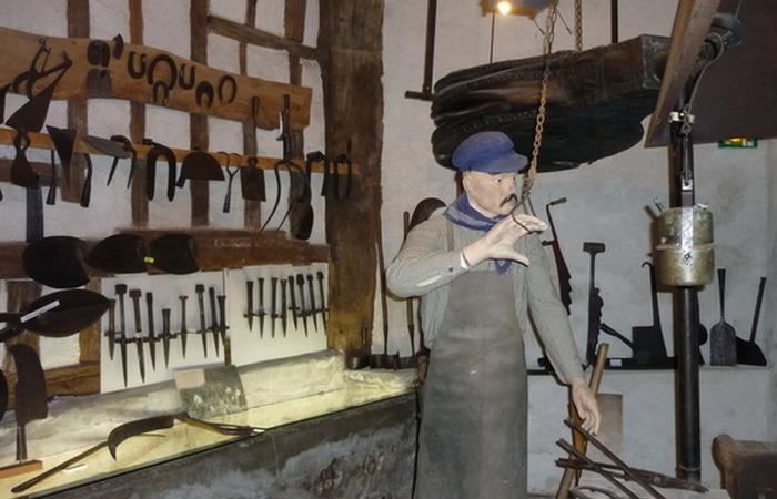 Journées du patrimoine 2018 - Visite du Musée du Patrimoine Culturel de Saint-Julien-du-Sault