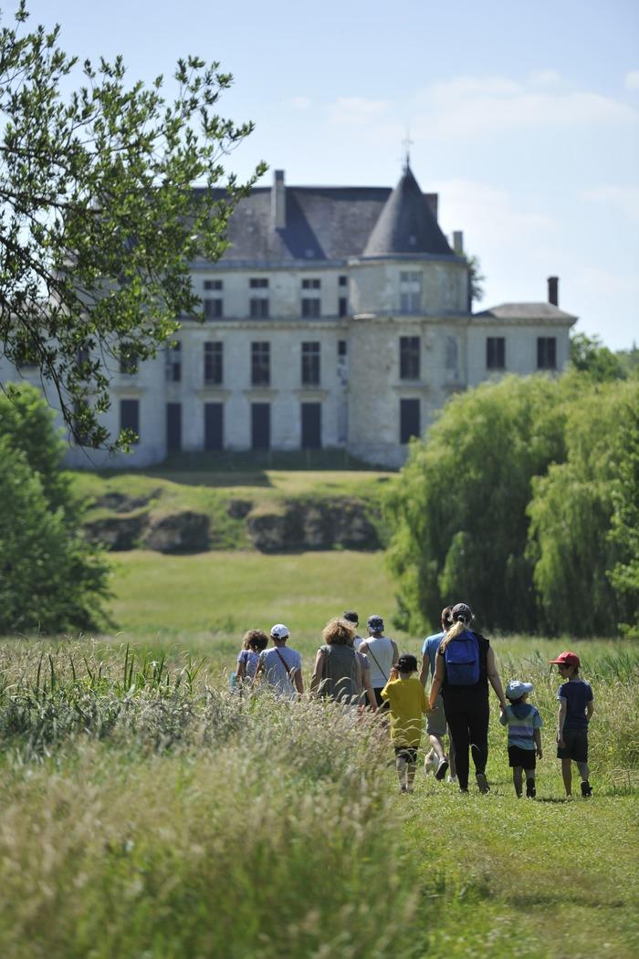 Journées du patrimoine 2018 - Domaine de Méréville : Ouverture des salles du rez-de-chaussée du château