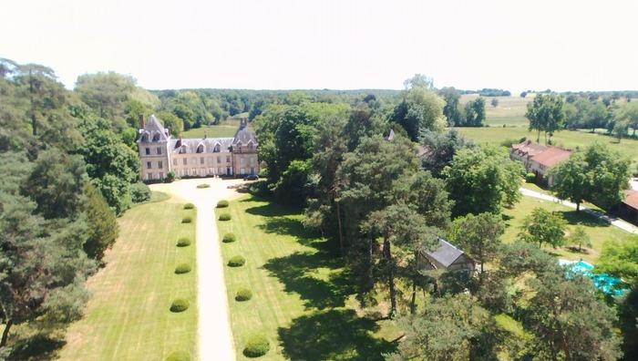 Journées du patrimoine 2018 - Visite du parc du Château d'Auzon