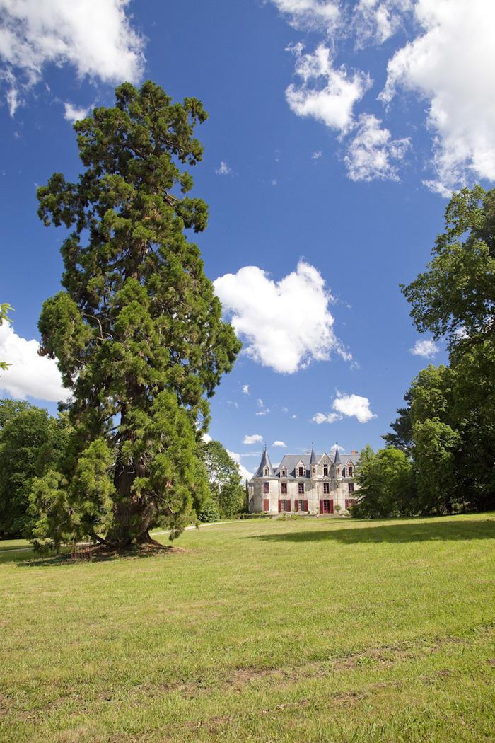 Journées du patrimoine 2017 - Visite du parc du château de Nesmy