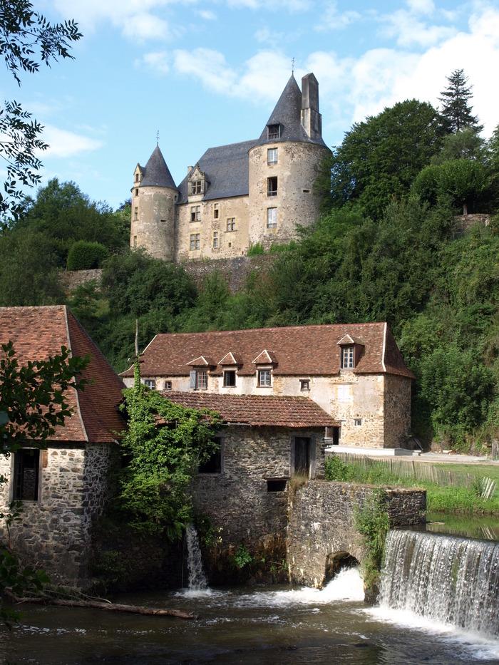 Journées du patrimoine 2017 - Découverte du parc du Château de Savignac-Lédrier