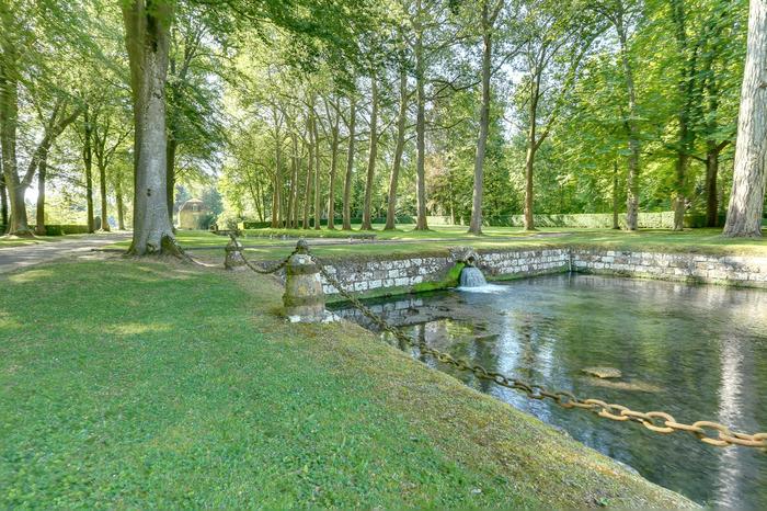 Journées du patrimoine 2018 - Visite du parc du château