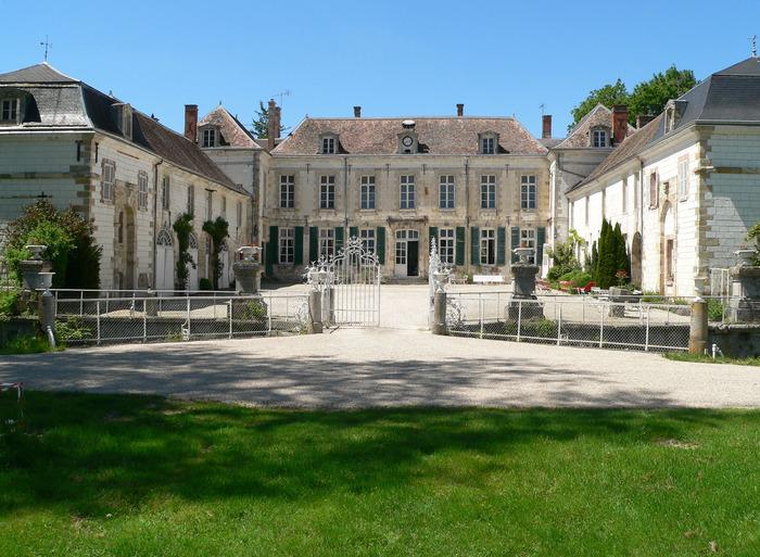 Journées du patrimoine 2018 - Visite du parc et bref historique du Château de Juvigny