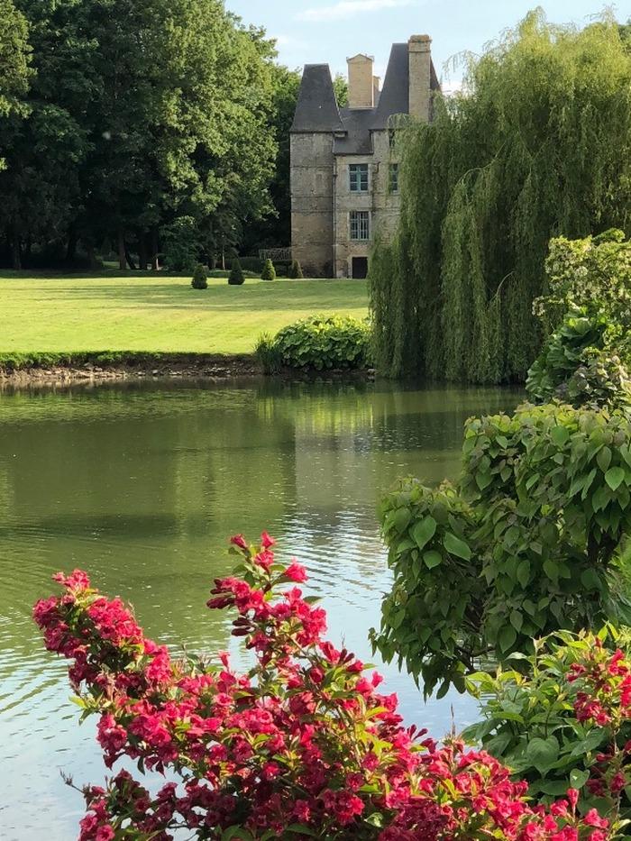 Journées du patrimoine 2018 - Visite du parc et des extérieurs du château