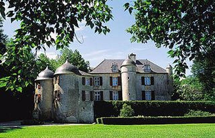 Journées du patrimoine 2018 - Visite du parc et du château d'Urtubie (XIVe, XVIe et XVIIe siècles)