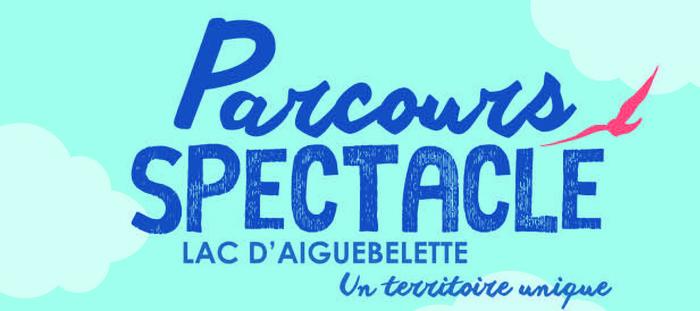 Journées du patrimoine 2018 - Visite du parcours-spectacle du lac d'Aiguebelette