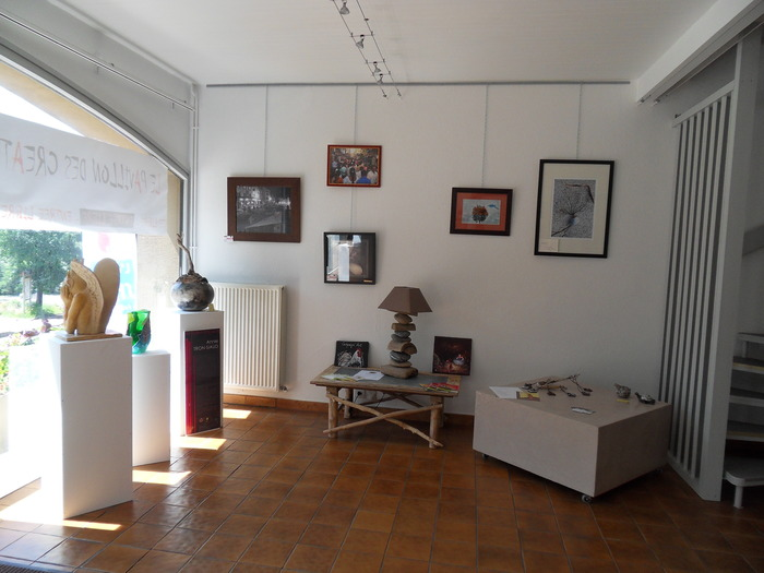 Journées du patrimoine 2018 - Visite du pavillon des créateurs.