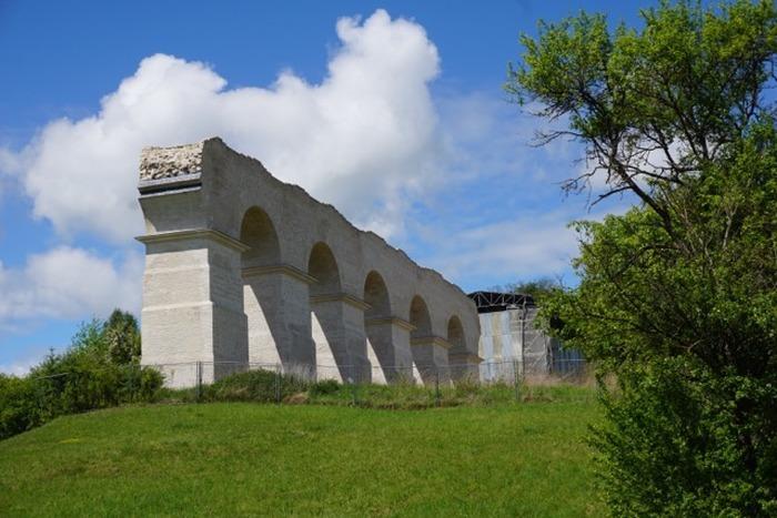Journées du patrimoine 2018 - Visite du pont-aqueduc romain à Ars-sur-Moselle et à Jouy-aux-Arches