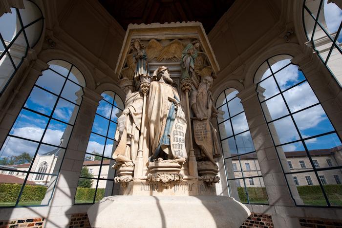 Journées du patrimoine 2019 - Visite du Puits de Moïse à Dijon