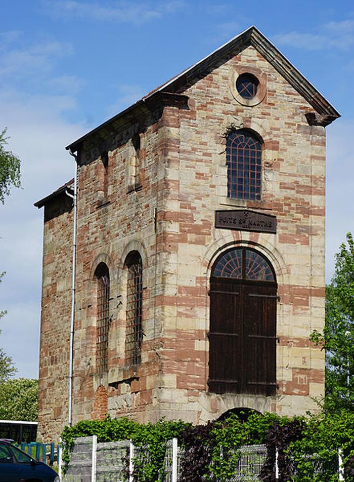 Journées du patrimoine 2018 - Visite du Puits Sainte-Marthe et exposition Gluck Auf