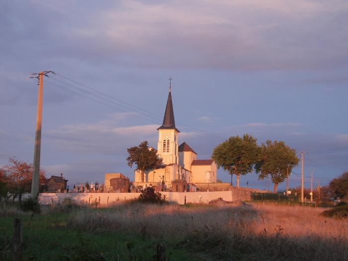 Journées du patrimoine 2018 - Visite du site de l'église de Creuzier-le-Vieux