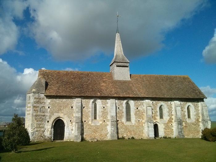 Journées du patrimoine 2018 - Visite libre de l'église Saint-Michel de Vitotel
