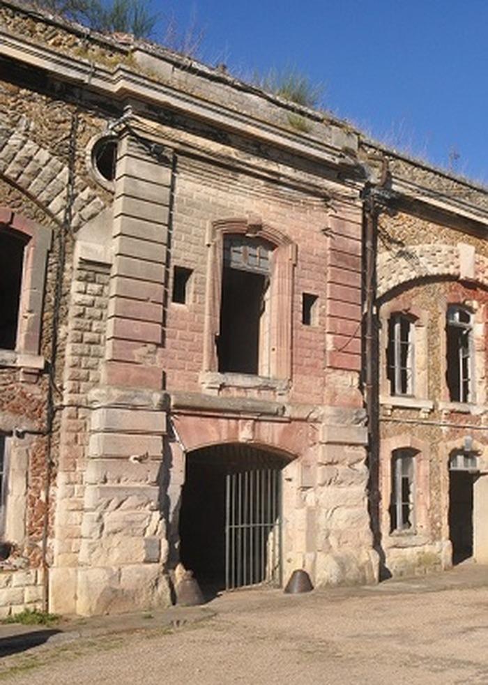 Journées du patrimoine 2018 - Visite du site du Fort du Trou d'Enfert